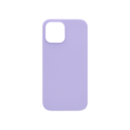 Apple iPhone 12 Pro Max - Silikonski ovitek (liquid silicone) - Soft - Lilac Purple