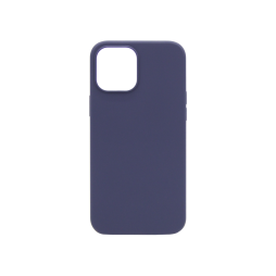 Apple iPhone 12 Pro Max - Silikonski ovitek (liquid silicone) - Soft - Midnight Blue