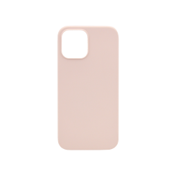 Apple iPhone 12 Pro Max - Silikonski ovitek (liquid silicone) - Soft - Pink Sand