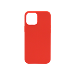 Apple iPhone 12 Pro Max - Silikonski ovitek (liquid silicone) - Soft - Red