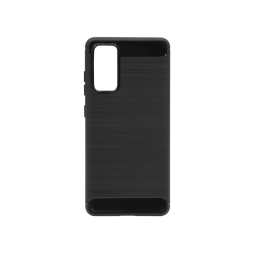 Samsung Galaxy S20 FE - Gumiran ovitek (TPU) - črn A-Type