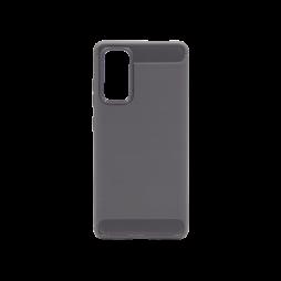 Samsung Galaxy S20 FE - Gumiran ovitek (TPU) - siv A-Type