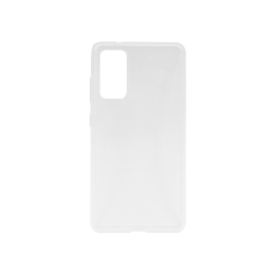 Samsung Galaxy S20 FE - Gumiran ovitek (TPU) - prosojen svetleč