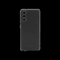 Samsung Galaxy S20 FE - Gumiran ovitek (TPU) - črna M-Type