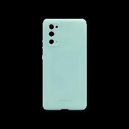 Samsung Galaxy S20 FE - Gumiran ovitek (TPU) - mint M-Type