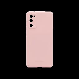 Samsung Galaxy S20 FE - Gumiran ovitek (TPU) - roza M-Type