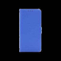 Apple iPhone 12/ 12 Pro - Preklopna torbica (WLG) - modra