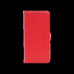 Apple iPhone 12/ 12 Pro - Preklopna torbica (WLG) - rdeča