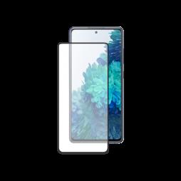 Samsung Galaxy S20 FE - Zaščitno steklo Premium - case friendly, črno (0,30)