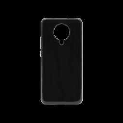 Xiaomi Poco F2 Pro - Gumiran ovitek (TPU) - črn svetleč