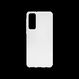 Huawei P Smart (2021) - Gumiran ovitek (TPU) - prosojen svetleč