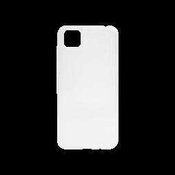 Huawei Y5p - Gumiran ovitek (TPU) - prosojen svetleč