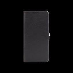 Huawei P Smart (2021) - Preklopna torbica (WLG) - črna