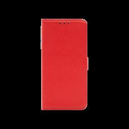 Huawei Y5p - Preklopna torbica (WLG) - rdeča