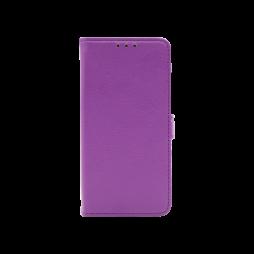 Huawei Y5p - Preklopna torbica (WLG) - vijolična