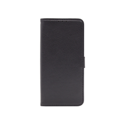 Xiaomi Mi Note 10 - Preklopna torbica (WLG) - črna