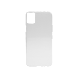 LG K42 - Gumiran ovitek (TPU) - prosojen svetleč