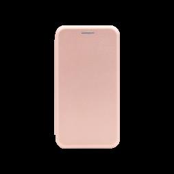 Apple iPhone 12 Mini - Preklopna torbica (WLS) -  roza-zlata