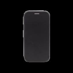 Apple iPhone 12/ 12 Pro - Preklopna torbica (WLS) - črna