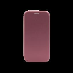 Apple iPhone 12/ 12 Pro - Preklopna torbica (WLS) - rdeča