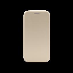 Apple iPhone 12/ 12 Pro - Preklopna torbica (WLS) - zlata