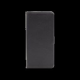 LG K42 - Preklopna torbica (WLG) - črna