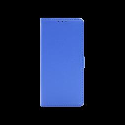 LG K42 - Preklopna torbica (WLG) - modra