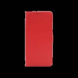 LG K42 - Preklopna torbica (WLG) - rdeča
