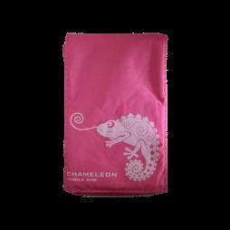Chameleon Fun Chameleon (žepek) - vinsko rdeča, roza kameleon