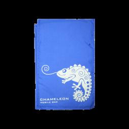Chameleon Fun Chameleon (žepek) - modra, bel kameleon