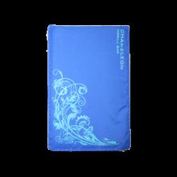 Chameleon Fun Flower (žepek) - modra, svetlo modra roža