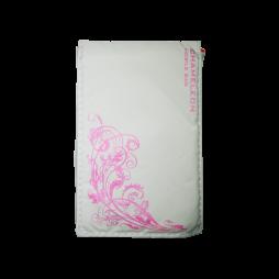 Chameleon Fun Flower (žepek) - bela, roza roža