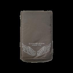 Chameleon Fun Wings (žepek) - rjava, temno zelena krila