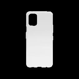 LG K52 - Gumiran ovitek (TPU) - prosojen svetleč