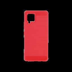 Samsung Galaxy A42 5G - Gumiran ovitek (TPU) - siv A-Type