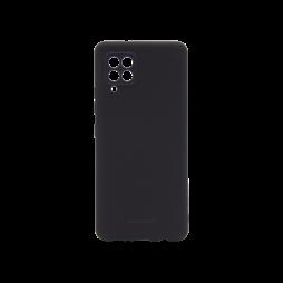 Samsung Galaxy A42 5G - Gumiran ovitek (TPU) - črn M-Type