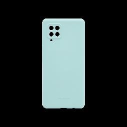 Samsung Galaxy A42 5G - Gumiran ovitek (TPU) - mint M-Type