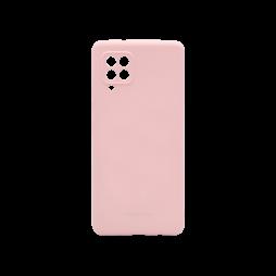 Samsung Galaxy A42 5G - Gumiran ovitek (TPU) - roza M-Type