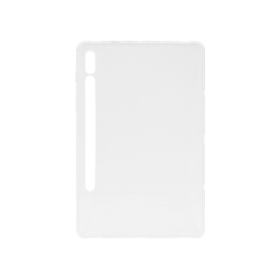 Samsung Galaxy Tab S7 11.0 - Gumiran ovitek (TPU) - prosojen svetleč