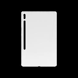 Samsung Galaxy Tab S7+ 12.4 - Gumiran ovitek (TPU) - prosojen svetleč