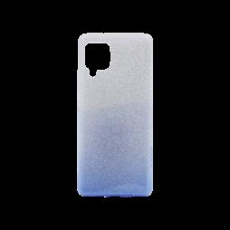 Samsung Galaxy A42 5G - Gumiran ovitek (TPUB) - modra