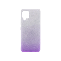 Samsung Galaxy A42 5G - Gumiran ovitek (TPUB) - vijolična
