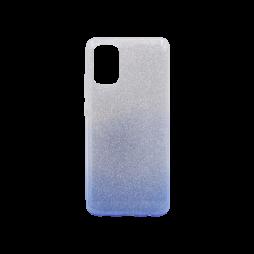 Samsung Galaxy A02S - Gumiran ovitek (TPUB) - modra