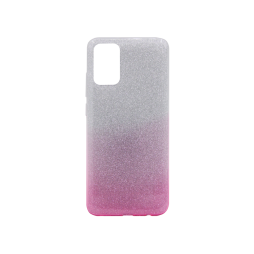 Samsung Galaxy A02S - Gumiran ovitek (TPUB) - roza