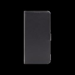 Samsung Galaxy A02S - Preklopna torbica (WLG) - črna