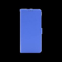 Samsung Galaxy A12 - Preklopna torbica (WLG) - modra