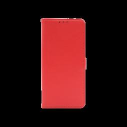 Samsung Galaxy A12 - Preklopna torbica (WLG) - rdeča