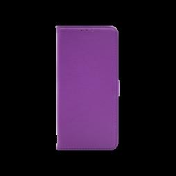 Samsung Galaxy A12 - Preklopna torbica (WLG) - vijolična