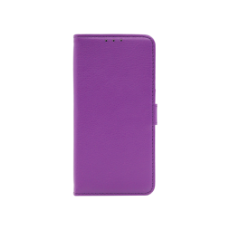 Samsung Galaxy S21 - Preklopna torbica (WLG) - vijolična