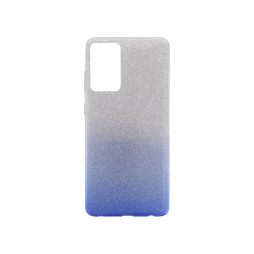 Samsung Galaxy A72 5G - Gumiran ovitek (TPUB) - modra